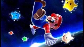 Super Mario World - Underwater [ Galaxy Feel Mix ]