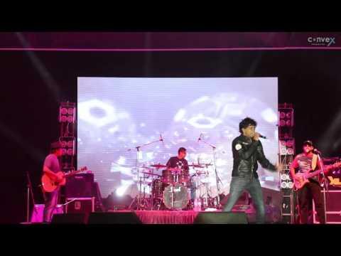 Hai Junoon - New York KK Live Concert in Sparsh 2k16 SVNIT, Surat