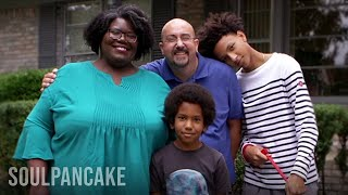 How Does This Interracial Family Deal with Racism? | Family Portrait