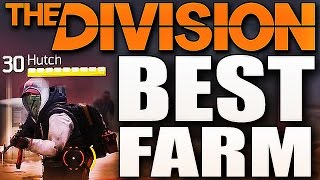 The Division - BEST PHOENIX FARM (New Bullet King) !!