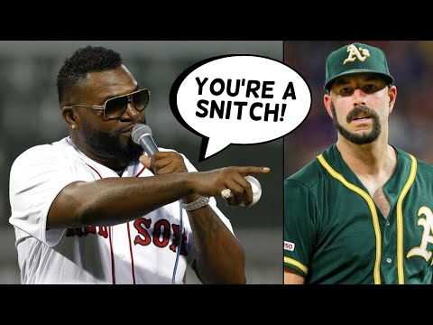 David Ortiz Calls Mike Fiers A SNITCH! Bad MLB Projections 2020, Spring Training (MLB News)