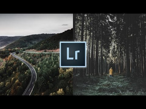 How to Edit Like Christian Maté Grab, Moody Faded Look Lightroom Tutorial