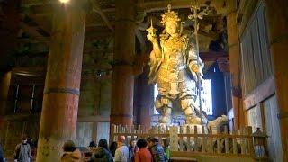 東大寺是華嚴宗大本山,也稱為「金光明四天王護國之寺」,是由信奉佛教的...