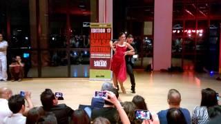 Bachata showdance - Daniel & Désirée