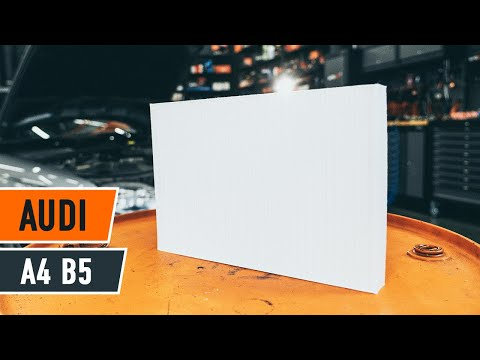 Bosch Cabin Pollen Filter Interior Air Fits Audi A4 B6 // B7 2.5 TDI