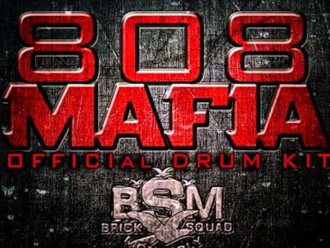 **Free** 808 Mafia Drum & Soundfont Kit - *FL Studio*
