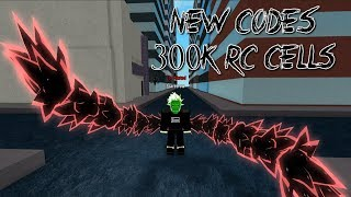 Ro-Ghoul - New Codes! 300k Rc cells!