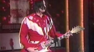 The White Stripes - Jolene (Live Conan)