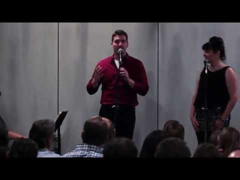 Zachary Hess & Molly Mahoney singing Suddenly Seymour
