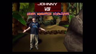 Johnny vs. Crash Marathon Highlights