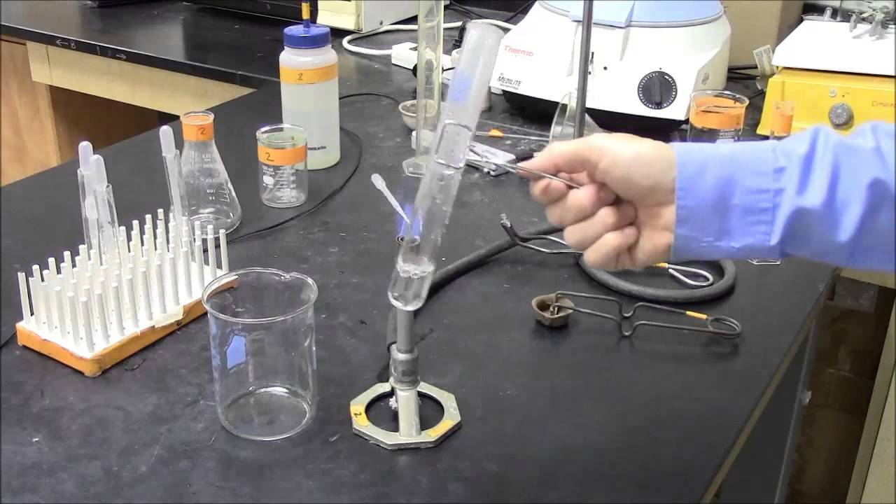 Extraction of Benzoic Acid