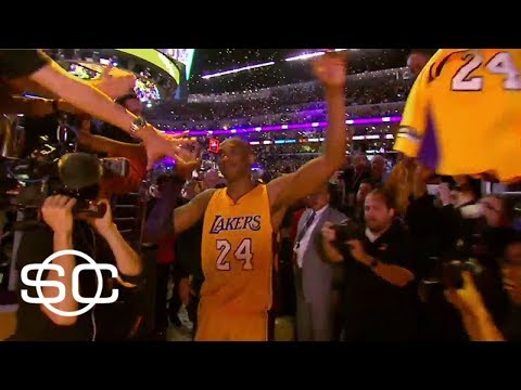 Current Lakers remember Kobe Bryant's greatness | SportsCenter | ESPN