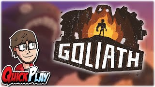QuickPlay: Goliath   First Impressions / Review / Gameplay   Retromation