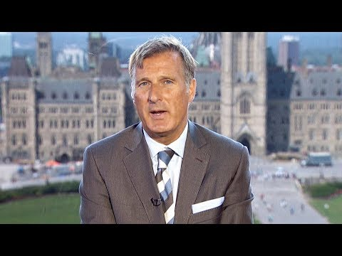 Maxime Bernier: 'I'm the real conservative'