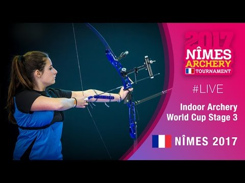 Live Session: Youth Finals |Nimes 2017 Indoor Archery World Cup Stage 3
