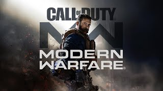 Call of Duty Modern Warfare Gametest Ryzen 3600 RTX 2060 16gb 3200mhz 21:9 2560x1080