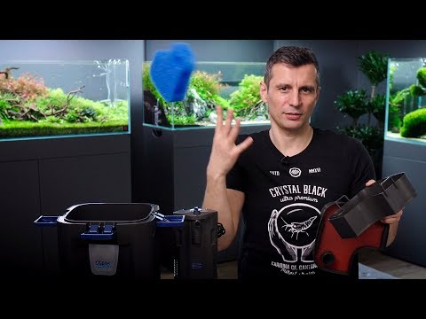 AQUARIUM FILTER GUIDE - PLANTED TANK FILTRATION