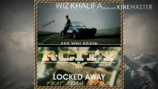 Video Locked Away and See You Again Mashup (Wiz Khalifa,Charlie Puth,R.City and Adam Levine) download MP3, 3GP, MP4, WEBM, AVI, FLV Oktober 2017