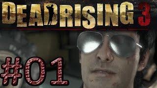 """DEAD RISING 3 KOOP #01 """"Massenschlachten"""" [Let"""