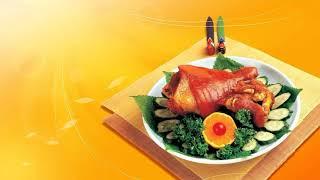 Картинка еда. Салат, курица, зелень. 🐔