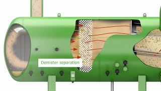 BITZER OAHC oil separator