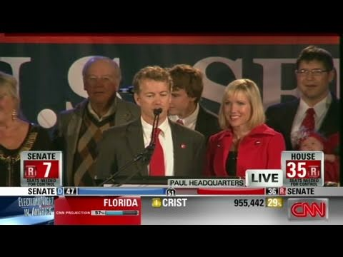CNN: Rand Paul wins in Kentucky