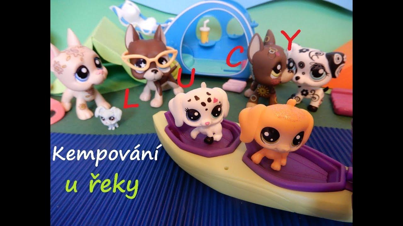 Littlest Pet Shop - LUCY: 4. díl Kempování u řeky