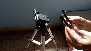 Tripod | Smiledrive 105 Cm Long 3 Way Pan & Tilt Camera Tripod | Review