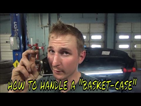 How to Handle a Basket-Case,  2007 Scion TC