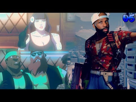 AGENTS OF MAYHEM GAMEPLAY WALKTHROUGH PART 5 - DAISY IS BUILT LIKE GEORGE FOREMAN IN HIS PRIME