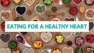 Eating right for a healthy heart | mater private