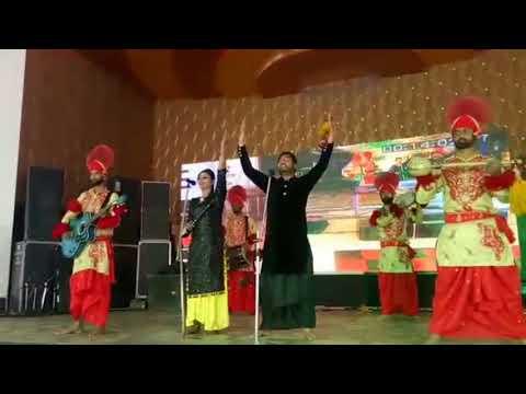 S m bhangra group moga
