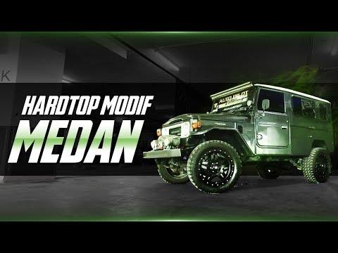 IAM MBtech 2017 Medan - Hardtop Modif