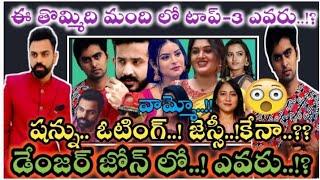 Bigg Boss 5 Telugu 7th week nominations list|Bigg Boss5 Telugu 7th week voting Results|Bb5todaypromo