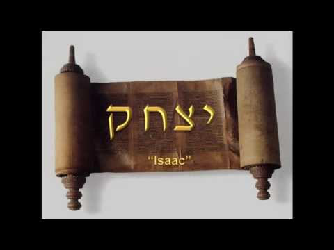 ISAAC Hebrew Morph to music