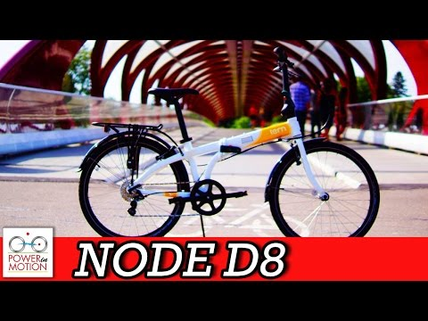 Tern Node D8 Folding Bike Overview - Calgary | Dahon | Montague | Alberta | Canada