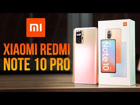 Redmi Note 10 Pro Обзор XIAOMI НАС РАЗВОДИТ!