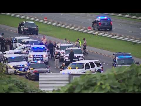 Officers Shoot Woman After Chase Leads To I 75 Crash In Dalton Wednesday