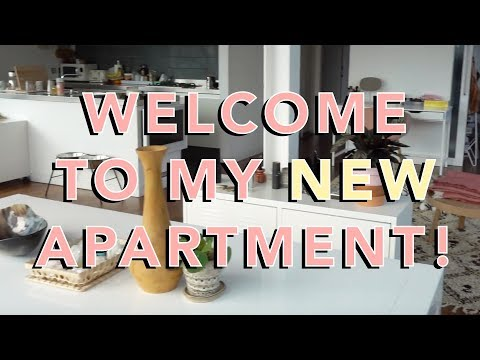MY NEW APARTMENT! | Estée Lalonde