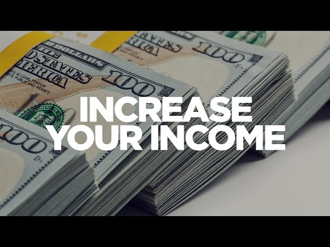 How to Increase Your Income - CardoneZone