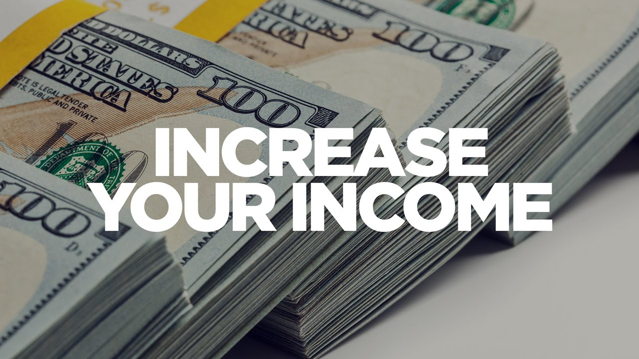 Image result for increasing your income