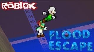 Roblox: Flood Escape w\devon135675 Video made by: mastergamer777