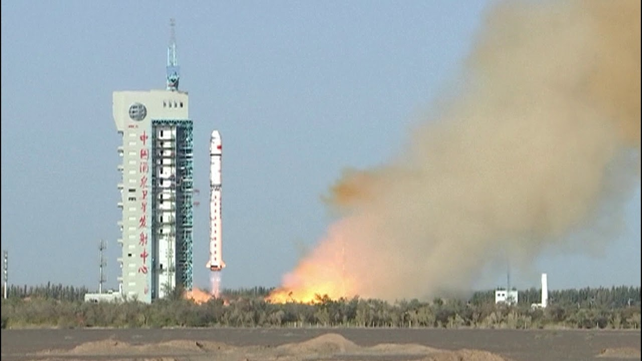 China lanzó el satélite meteorológico Yunhai-1 02 — Latam Satelital