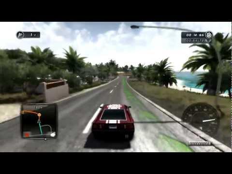 Прохождение игры Test Drive Unlimited 2 (№1)