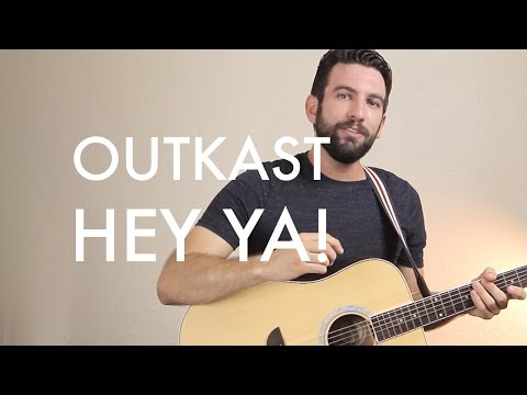 OutKast - Hey Ya! (Guitar Lesson/Tutorial)