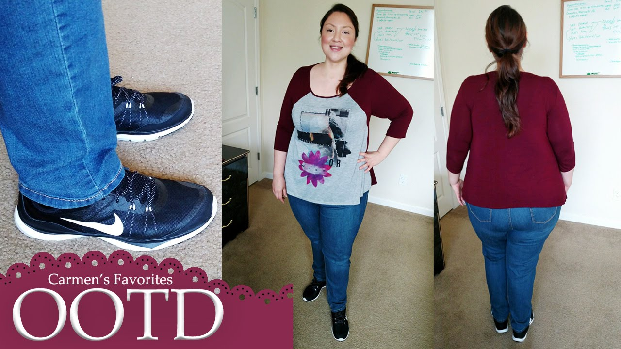 ✿Plus Size Outfit of the Day (OOTD) #3 Avenue- Size: 18/20 Top ...