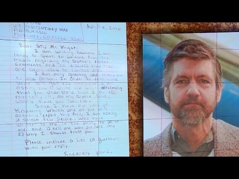 """""""Unabomber"""" lashes out against brother in new letter"""