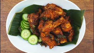 Video Ayam Goreng Berempah (Aromatic Fried Chicken) download MP3, 3GP, MP4, WEBM, AVI, FLV September 2017