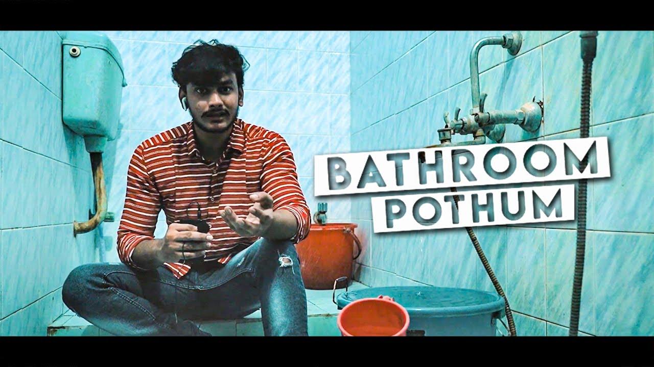 BATHROOM POTHUM - A Tamil Short By Abhinash Ganapathi   Lockdown, India, Poverty, Wine Shop