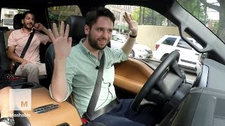 2016 Ford F-150 Limited: Park With No Hands While Getting a Back Massage | Mashable